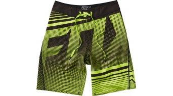 Fox Static Hose kurz Kinder-Hose Youth Boardshorts flo yellow