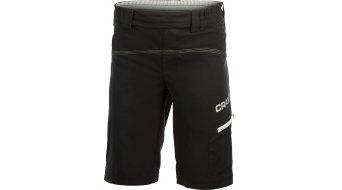 Craft Bike Loosefit Hose kurz Kinder-Hose Shorts Gr. 134/140 black
