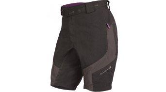 Endura Hummvee pantalone corto da donna- pantalone MTB shorts (200-Series-fondello) mis. XS grey