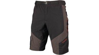 Endura Hummvee pantalón corto(-a) Caballeros-pantalón MTB Shorts (200-Series-acolchado) tamaño S grey