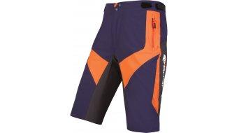 Endura MTR Baggy pantalón corto(-a) Caballeros-pantalón Shorts (sin acolchado) marineblau