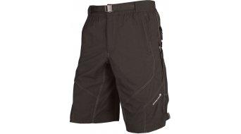 Endura Hummvee Classic pantalón corto(-a) Caballeros-pantalón MTB Shorts (sin acolchado) negro