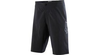 Fox Attack Ultra pantalón corto(-a) Caballeros-pantalón Shorts (Evo Race-acolchado) negro