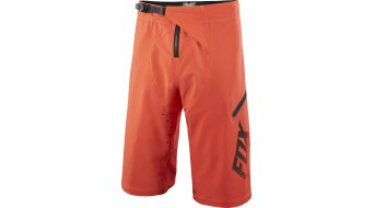 FOX Demo Freeride pantalon court hommes-pantalon shorts (sans rembourrage) taille 36 flo orange