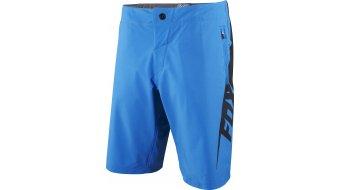 Fox Livewire pantalón corto(-a) Caballeros-pantalón Shorts (Evo-acolchado) tamaño 30 azul