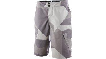 Fox Ranger Cargo Print pantalón corto(-a) Caballeros-pantalón Shorts (Pro Form-acolchado) tamaño 40 blanco camo
