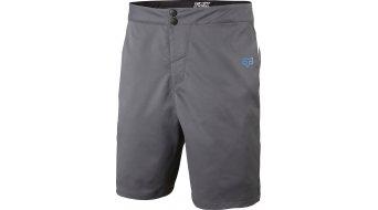 Fox Ranger pantalón corto(-a) Caballeros-pantalón Shorts (Pro Form-acolchado) tamaño 28 charcoal