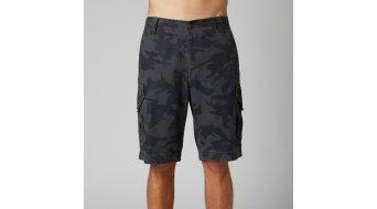 Fox Slambozo Cargo Camo pantalón corto(-a) Caballeros-pantalón Shorts grey camo