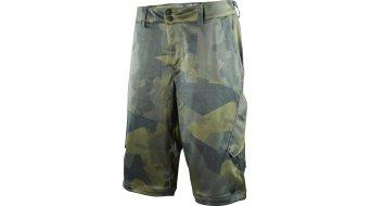 Fox Sergeant pantalón corto(-a) Caballeros-pantalón Shorts (Pro Form-acolchado) tamaño 28 olive camo