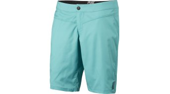 Fox Ripley pantalón corto(-a) Señoras-pantalón Shorts (Evo-acolchado) miami verde