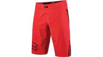 Fox Attack Pro pantalón corto(-a) Caballeros-pantalón Shorts (Pro-acolchado) neo rojo