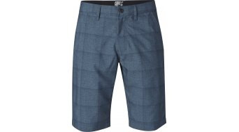 FOX Essex Plaid pantaloni corti Tech shorts mis. 33 sulphur blue