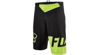 Fox Flexair pantalón corto(-a) Caballeros-pantalón Shorts (sin acolchado) tamaño 36 negro