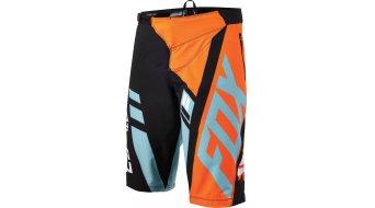 Fox Flexair Divizion pantalón corto(-a) Caballeros-pantalón Shorts (sin acolchado) aqua