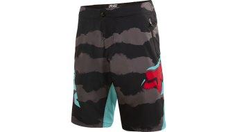 Fox Livewire pantalón corto(-a) Caballeros-pantalón Shorts (Evo-acolchado) gunmetal