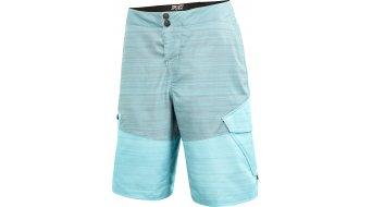 FOX Ranger Cargo Print nadrág rövid férfi-nadrág (Pro Form-ülepbetét) Méret 38 aqua