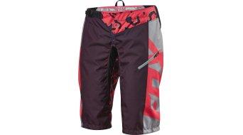 Fox Demo Race pantalón corto(-a) Señoras-pantalón Shorts (sin acolchado)