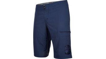 Fox Indicator Hose kurz Herren-Hose Shorts (Evo-Sitzpolster) heather navy