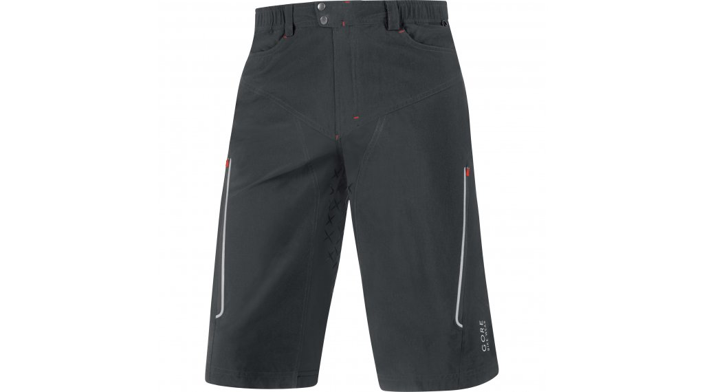 gore bike wear alp x hose kurz herren hose mtb shorts. Black Bedroom Furniture Sets. Home Design Ideas