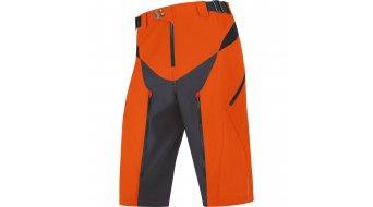 GORE Bike Wear Fusion 2.0 pantalón corto(-a) Caballeros-pantalón MTB Shorts+ (Contest Pro Caballeros-acolchado)