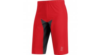 GORE BIKE WEAR Alp-X Pro pantaloni corti da uomo MTB WINDSTOPPER Soft Shell shorts (senza fondello) .