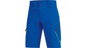 GORE Bike Wear Element pantalón corto(-a) Caballeros-pantalón Shorts (sin acolchado) tamaño S brilliant azul