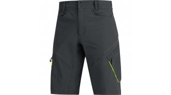 Gore vélo Wear Element pantalon court hommes-pantalon shorts (sans rembourrage) taille black