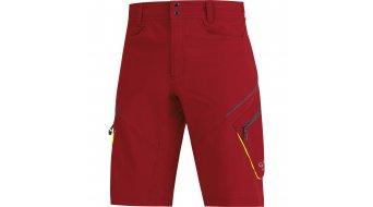 GORE Bike Wear Element pantalón corto(-a) Caballeros-pantalón Shorts (sin acolchado) tamaño S ruby rojo