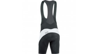 GORE Bike Wear Element Trägerhose kurz Herren-Trägerhose Bib Shorts+ (Element Men-Sitzpolster) Gr. S black/white