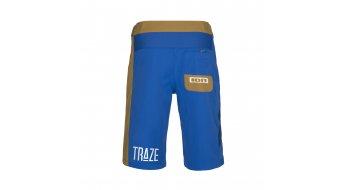 ION Vertex pantalón corto(-a) Caballeros-pantalón Bikeshort tamaño XXL turkish azul
