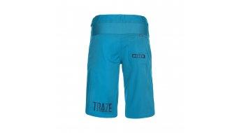 ION Vertex pantalón corto(-a) Caballeros-pantalón Bikeshort tamaño XXL azul danube