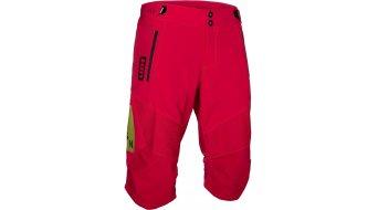 ION Sabotage pantalón corto(-a) Caballeros-pantalón Shorts MTB tamaño L (34) crimson rojo