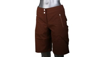 Maloja KarimaM. pant short ladies- pant bike shorts mocca