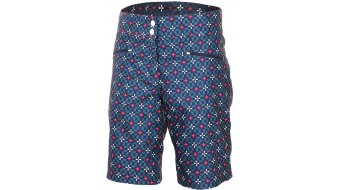 Maloja SatiM. Morocco pant short ladies- pant bike shorts deep ocean