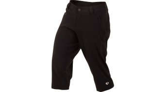 Pearl Izumi Impact pantalón 3/4-largo(-a) Señoras-pantalón MTB Capri (MTB-3D-acolchado) negro