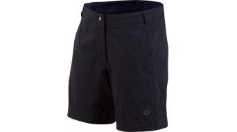 Pearl Izumi Canyon pantalón corto(-a) Señoras-pantalón MTB corto (MTB 3D-acolchado) tamaño XS negro/negro