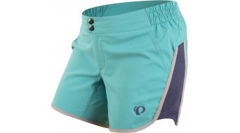 Pearl Izumi Journey pantalón corto(-a) Señoras-pantalón MTB Shorts (Tour 3D-acolchado) viridian verde