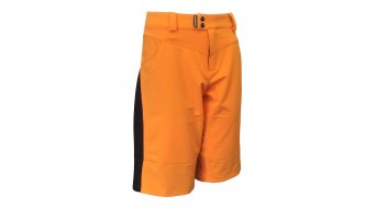 Race Face Indy Hose kurz Herren-Hose orange