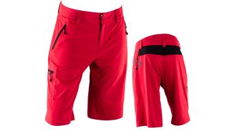 Race Face Trigger pantalón corto(-a) Caballeros-pantalón rojo