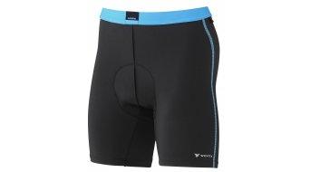 Shimano culote interior pantalón corto(-a) Caballeros-pantalón culote interior (incl. acolchado) negro(-a)