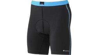 Shimano culote interior pantalón corto(-a) Caballeros-pantalón (incl. acolchado) negro(-a)