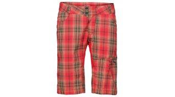 VAUDE Craggy II pantalón corto(-a) Señoras-pantalón Women Shorts (incl. acolchado)