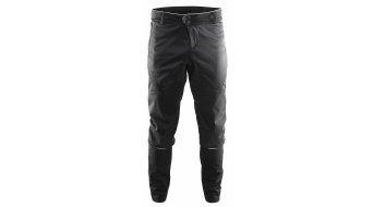 Craft X-Over Bike pantalón largo(-a) Caballeros-pantalón tamaño XXL negro/blanco/bright rojo