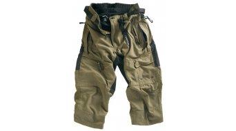 Endura Hummvee pantalón 3/4-largo(-a) Caballeros-pantalón MTB (200-Series-acolchado) tamaño M verde