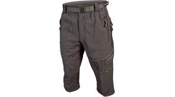 Endura Hummvee pantalón 3/4-largo(-a) Caballeros-pantalón MTB (200-Series-acolchado) tamaño M negro
