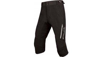 Endura Singletrack II pantalón 3/4-largo(-a) Caballeros-pantalón MTB (sin acolchado) negro