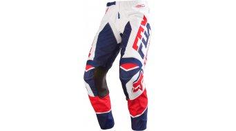 Fox 180 Honda pantalón largo(-a) Caballeros MX-pantalón Pants blanco