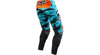 Fox 180 Vicious pantalón largo(-a) Caballeros MX-pantalón Pants tamaño 28 aqua