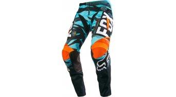 Fox 180 Vicious pantalón largo(-a) Caballeros MX-pantalón Pants aqua