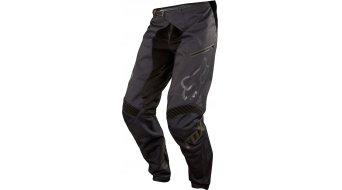 Fox Demo DH pantalón largo(-a) Caballeros-pantalón wasserresistent (sin acolchado) negro